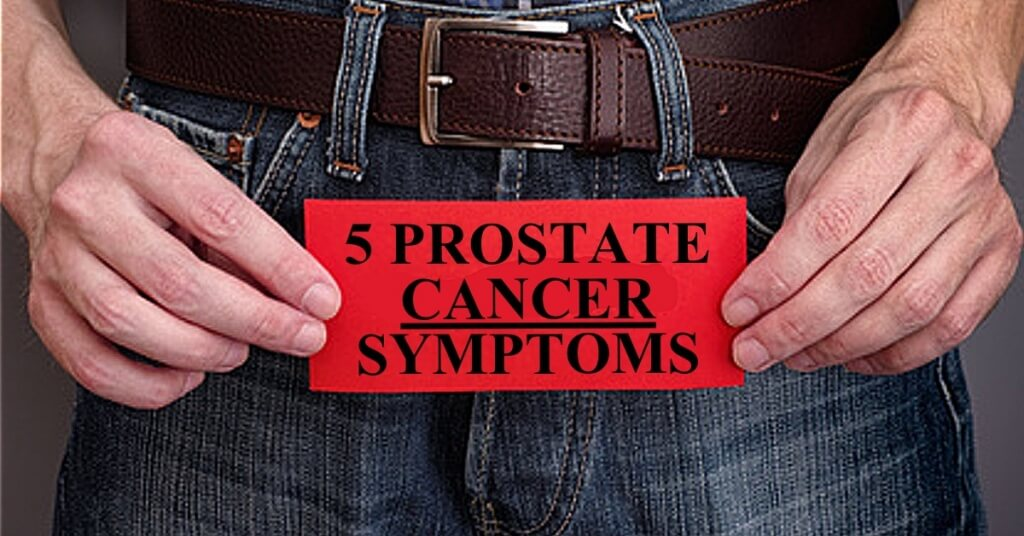 5 early warning signs of prostate cancer bens prostatesigns prostate cancer