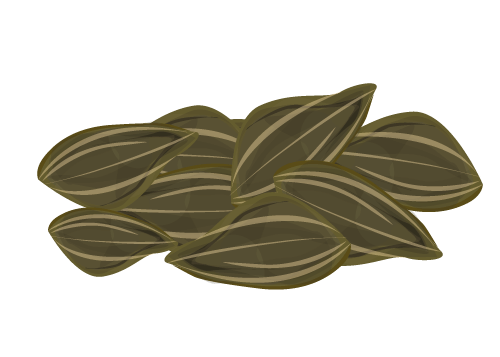 sunflower seeds and prostate cancer